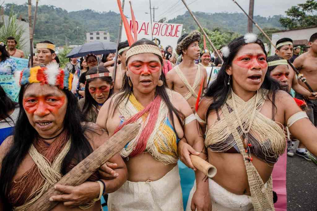 Comunidad Waorani